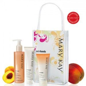 Kit manos de seda de Mary Kay