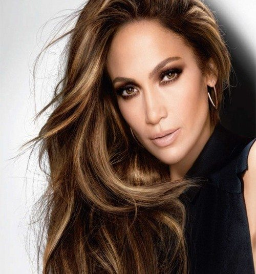 jenifer lopez bronde hair